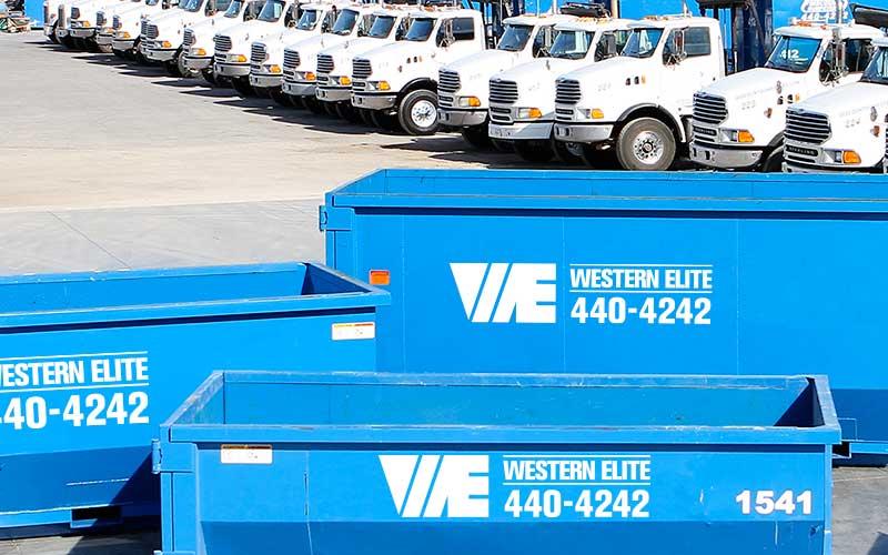 we dumpster options