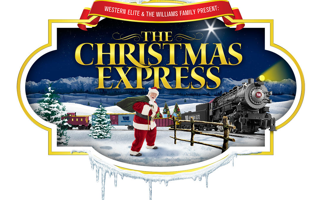 The Christmas Express Comes to Southern Nevada