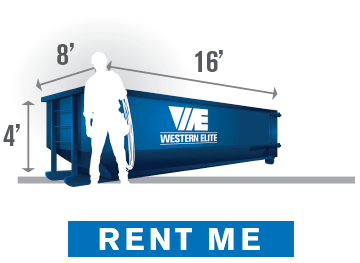 15-yard Dumpster Rental