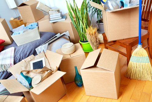 How to Reduce Moving Waste