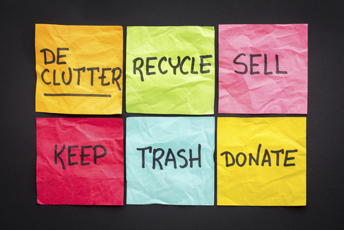 3 Tips to Help You Declutter For The New Year