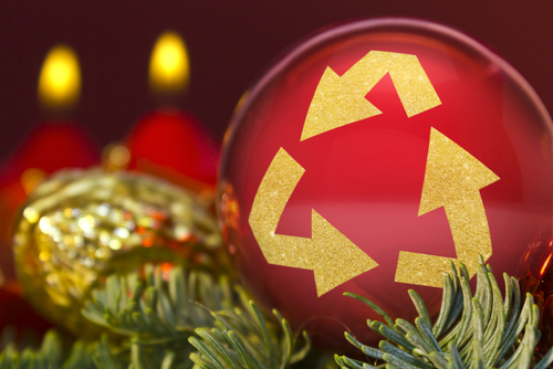Simple Ways to Recycle During the Holidays