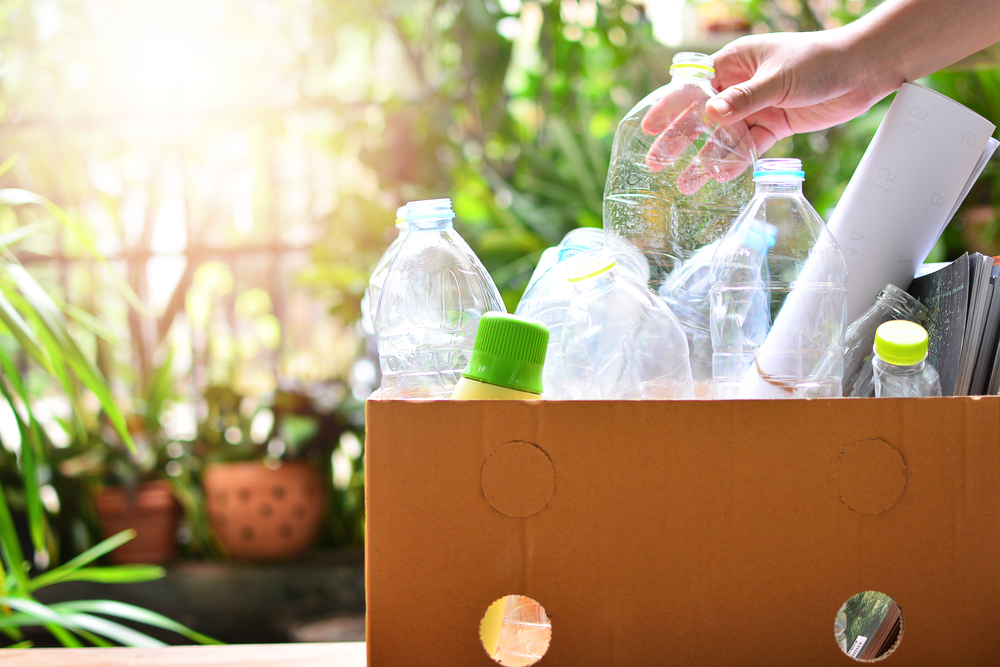 4 Ways to Reuse Plastic Bottles
